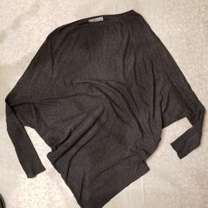 Gray Zara sweater